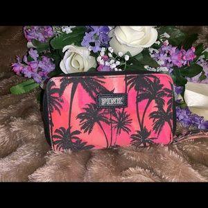 Pink Victoria secret wallet